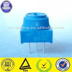 Quality 3386 trimmer potentiometer,10k,20k,30k,50k.....5M wholesale