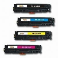 Quality Color Toner Cartridges, Available in Various Colors and Suitable Used for HP Color LaserJets wholesale