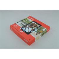 Quality Printing Paper Luxury Packaging Boxes Electronic Devices Set Full Color wholesale