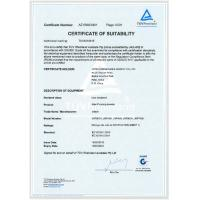 JNTECH RENEWABLE ENERGY CO.,LTD Certifications