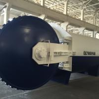 Quality High Quality Glass Lamination Pressure Vessel Autoclave For Laminated Glass wholesale