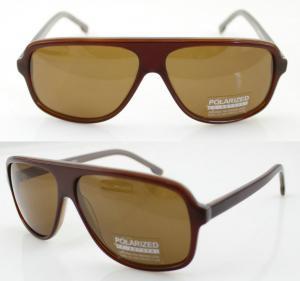 Quality Custom Made Round Acetate Frame Sunglasses , Ray Ban Sunglasses wholesale