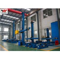 High Precision Column & Boom Welding Manipulators With Submerged Arc Welding