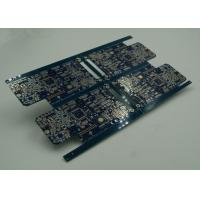 Quality Blue BGA HDI PCB Printed Circuit Board Manufacturer with Blind Via Burried Vias wholesale