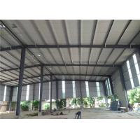 Quality Export to Philippines customize design prefabricated structural steel frame warehouse wholesale