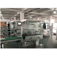 Quality Automatic Film Packaging Machine 304 Stainless Steel Cover PLC Control System wholesale