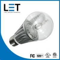 Quality UL Approved 5W 120V E26 Dimmable LED global bulb A60 wholesale