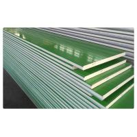 Quality Metal Roofing Pre painted Steel PPGI PU Sandwich Panel Polyurethane Sandwich Panel wholesale