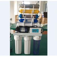 8 stages alkaline with UV lamp reverse osmosis water filtration system