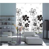 China printing roller blinds fabric, roller shade, semi-blackout on sale