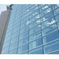 Quality Double Glazed Unitized Glass Curtain Wall with 8mm+12A+8mm coated glass wholesale