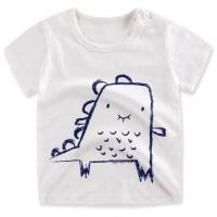Quality Bulk wholesale 180gsm 100%cotton cheap kids white t shirt from china supplier wholesale