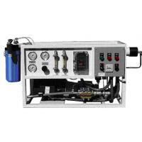 Quality Commercial Seawater Desalination Reverse Osmosis Systems / Equipment In Marine wholesale