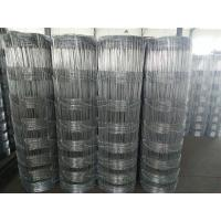Quality High Strength Non Climb Horse Fence, Hot Dip Galvanized Deer Mesh Fencing wholesale