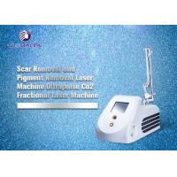 China Portable Co2 Fractional Laser Machine Plastic Surgery Acne Scar Removal on sale