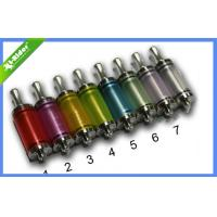 China Red Blue E-Cigarettes Atomizer / Dual Coil Tanks 1000 Puffs 74mm on sale