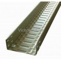 China Solid Bottom Cable Tray on sale
