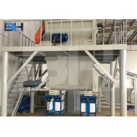 Quality 15-20T/H Automatic dry mixed mortar production line dry mix plant wholesale