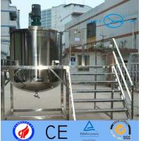 Quality Bright Stainless Fermentation Tank , Jacketed Brite Tank Brewing Equipment wholesale