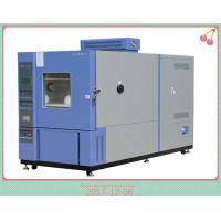 Buy cheap Air Cooled ESS Chamber Rapid Temperature Change Environmental Testing Chamber from wholesalers