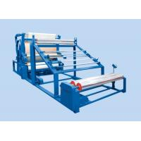 Buy cheap Glue Net Type PE EPE Foam Sheet Bonding Machine With Adjustable Heating Temperature from wholesalers