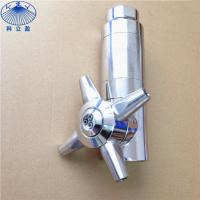 Buy cheap Max.tank diameter 20m, DG20 316L stainless steel 360 spray 3D rotating tank cleaning head from wholesalers