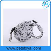 China Factory Wholesale Pet Product Supply Retractable Pet Lead Dog Leash on sale