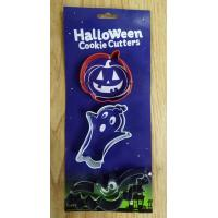 Quality FBTZ102801 Set of 3 Halloween PP spray painting cookie cutters wholesale