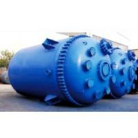 Quality Glass lined chemical reactor Vessels with Wendel enamel for chemical industry wholesale