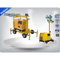 Quality 4kw Mobile Light Tower wholesale