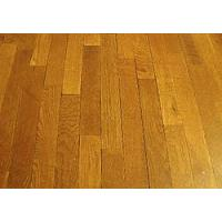 Quality Natural Solid white oak plank parquet flooring wholesale