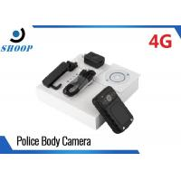 Quality WIFI Small Police Body Cameras , Waterproof Police Officers Wearing Body Cameras wholesale