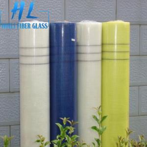 China 5x5mm 80GSM 60GSM Fiberglass Products Fabric Alkali resistant Fiberglass Mesh Rolls For Mosaic on sale