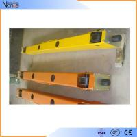 Quality Top Running Crane Kits - Single Girder End Truck With Soft Stat Motor wholesale