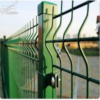 China PVC Coated Wire Mesh Fence on sale