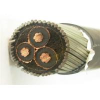 Quality 1-35KV XLPE Insulated Armoured Electrical Cable Water Proof 1x500mm2 3x150mm2 3x300mm2 wholesale