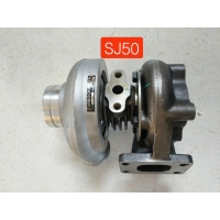 China Excavator Electric turbocharger for motorcycle SJ50-1C EO4833900002 In Low Price on sale
