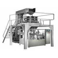 Quality Vertical Automatic Filling And Packing Machine For Washing Powder High Accuracy wholesale