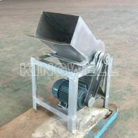 Quality Electric Industrial Ice Crusher Machine , Shavers Ice Cube Crusher Machine wholesale
