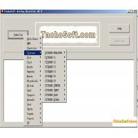 Quality Tachosoft Airbag Resetter V6.4 Auto Diagnostic Software Cover 450 Airbag ECU models wholesale