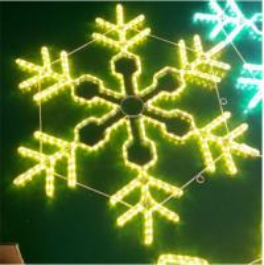 China Christmas sales led motif light snowflakes led outdoor christmas lights on sale
