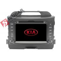 Quality Kia Sportage 2010 Dvd Gps Car Audio With Navigation And Bluetooth 3G DVR TPMS wholesale