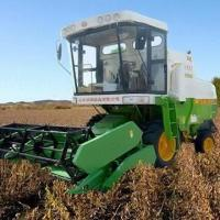 Quality Soyabean Combined Harvester for Harvesting Soya Bean wholesale