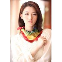 Quality Silk Polyester Scarf (12-BR050320-6.7) wholesale