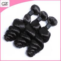 China Best Quality Hair on Sale 6A Loose Wave Peruvian Hair Wholesale Hair Weave on sale