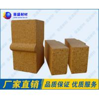 Quality Low Porosity Fireclay Brick Shapes Customized With Bauxite Chamotte wholesale