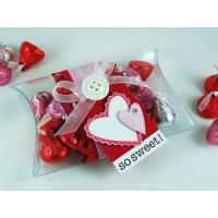 Quality gift candy box packaging wedding favor box pillow box in customized size wholesale