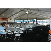 Quality Professional Outdoor Event Tent , Backyard Event Tents As Hotel / Restaurant wholesale