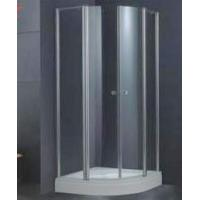 Quality Shower Enclosure With Compound Material Tray and 6mm Glass (MY-4103) wholesale