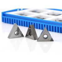 Quality Single Tip Diamond PCD Cutting Tools , PCD Indexable CNC Turning Tool wholesale